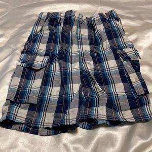 Garanimals Boy 4T Plaid Shorts.